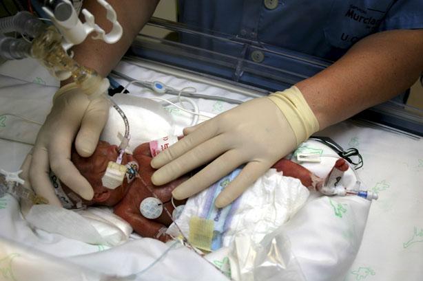 Niños prematuros tuvieron su fiesta en el Hospital de San Felipe