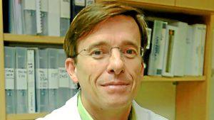 José Ramón Arribas, jefe de la Unidad de Infecciosas del Hospital La Paz.