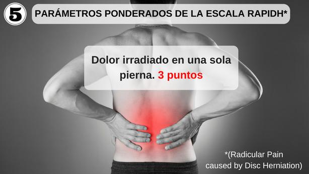 Cinco síntomas permiten identificar el dolor asociado a hernia ...
