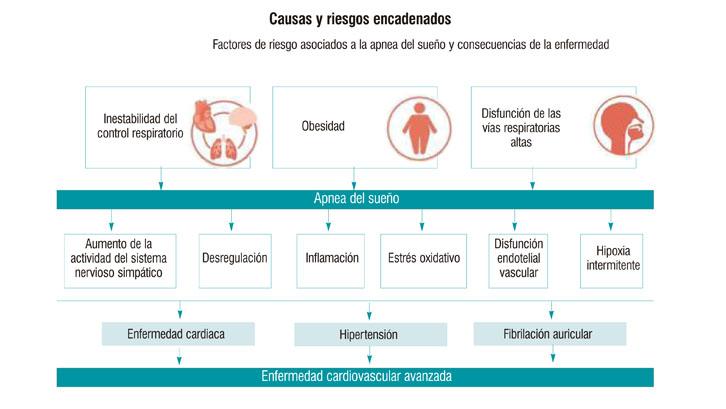 Diagnóstico y adherencia, prioridades en apnea del sueño ...