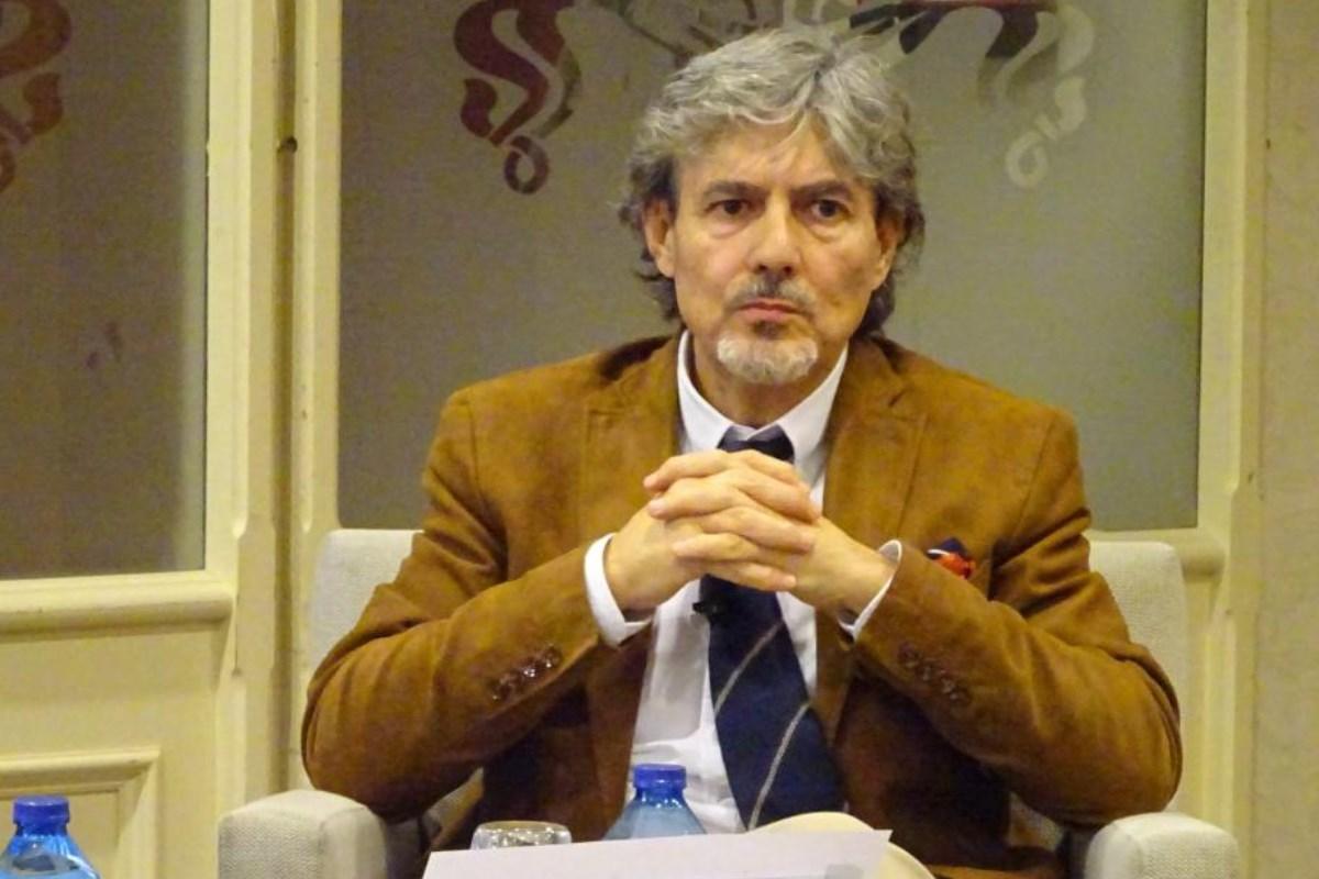 Francisco de Abajo, catedrático de Farmacología de la Universidad de Alcalá y responsable de la Unidad de Farmacología Clínica en el Hospital Príncipe de Asturias, en Alcalá de Henares