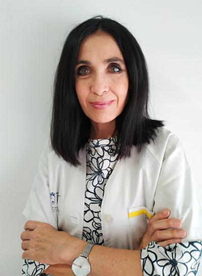 Dra. María Luisa Lozano, presidenta del grupo español de trombocitopenia inmune