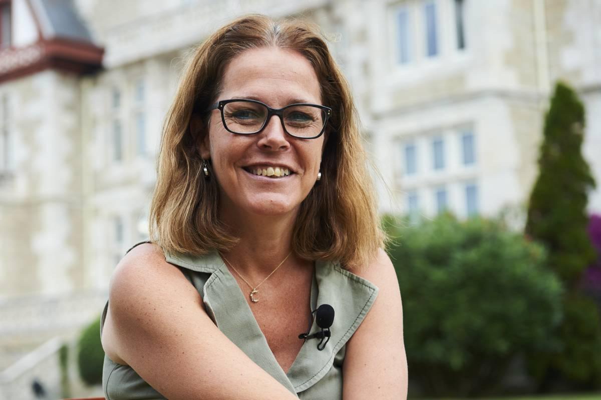 Carmen Cámara, secretaria de la SEI.