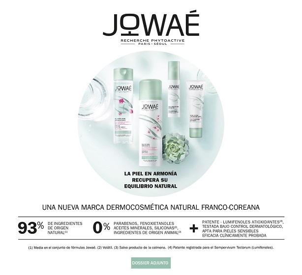 e94ac982ba058 Jowaé es una nueva marca cuyos tratamientos están formulados con  lumifenoles