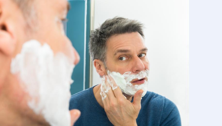 El uso de productos hidratantes antes del afeitado ayuda a reblandecer la  epidermis 7888c03a758b