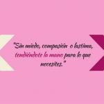 Cáncer De Mama Los Mejores Mensajes De Apoyo El Blog De